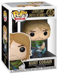 Figura Vinilo Kurt Cobain Rocks 65