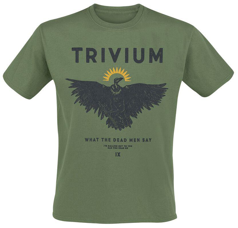 Vulture - What The Dead Men Say