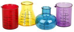 Fresh from the Laboratory Liquor Glasses