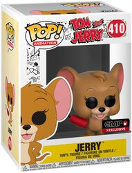 Tom and Jerry Figura Vinilo Jerry 410