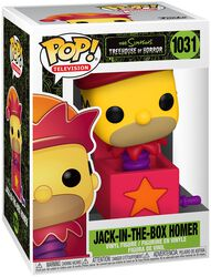 Treehouse Of Horror - Jack-In-The-Box Homer 1031