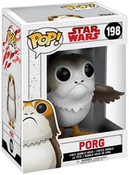 Figura Vinilo Episode 8 - The Last Jedi - Porg Bobble-Head 198