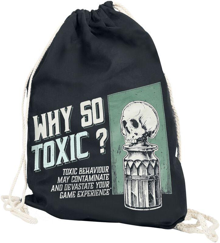 Why So Toxic?