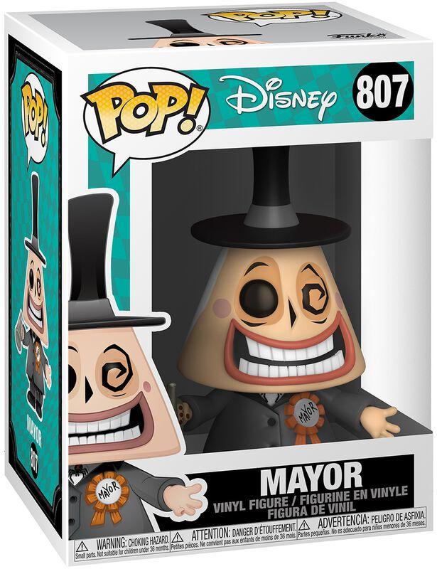 Figura vinilo Mayor