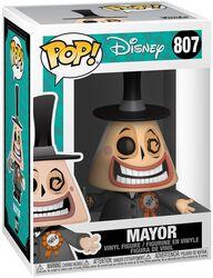 Figura vinilo Mayor (posible Chase) 807