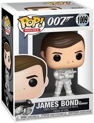 Figura vinilo James Bond from Moonraker 1009