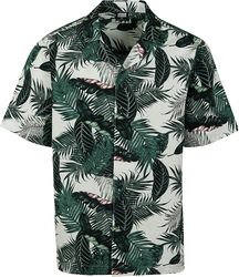 Pattern Resort Palm Leaves
