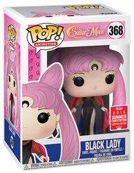 Figura Vinilo SDCC 2018 - Black Lady 368