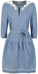 Denim Girl Dress
