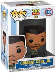 Figura Vinilo 4 - Combat Carl Jr. 530