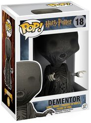 Figura Vinilo Dementor 18