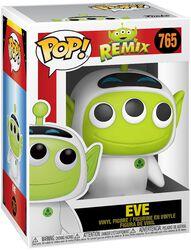 Figura vinilo Alien Remix - Eve 765