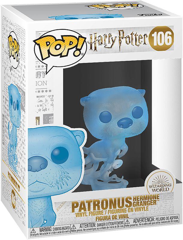 Figura Vinilo Patronus Hermione Granger 106