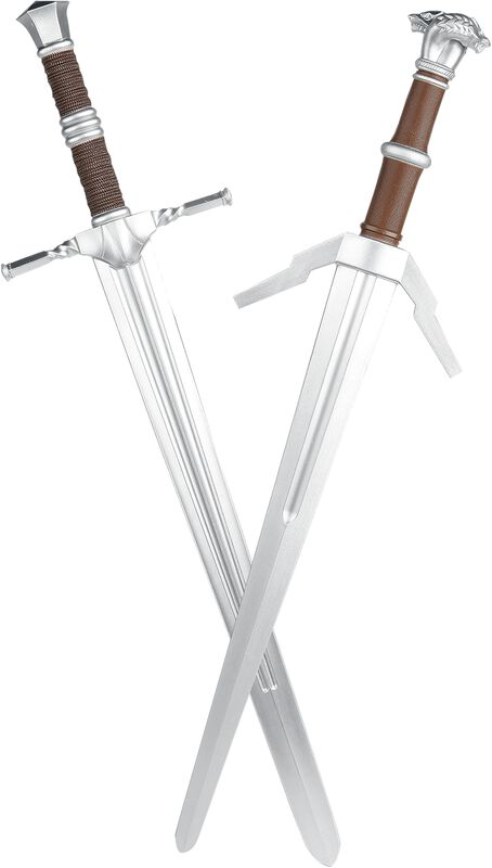 Steel and Silver - LARP