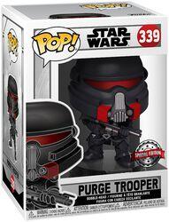 Jedi Fallen Order - Purge Trooper Vinyl Figur 339
