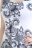 Top Lace Panel