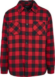 Padded Check Flannel