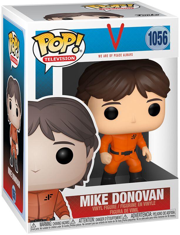V Figura vinilo Mike Donovan 1056