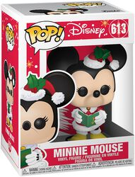 Figura Vinilo Minnie Mouse (Holiday) 613