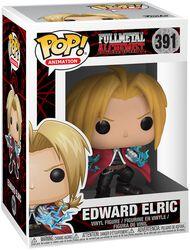 Figura Vinilo Edward Elric 391