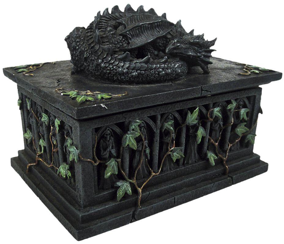 Dragon Tarot Card Box