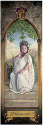 The Fat Lady - Póster de puerta