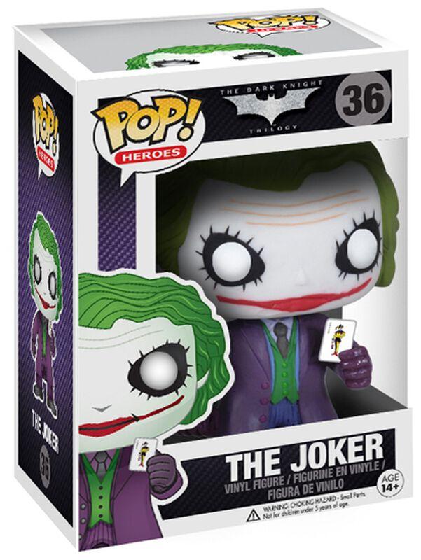 Figura Vinilo The Dark Knight Trilogy - The Joker 36