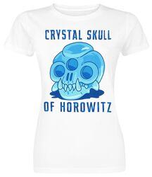 Crystal Skull Of Horowitz
