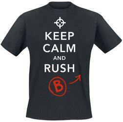 Keep Calm And Rush B