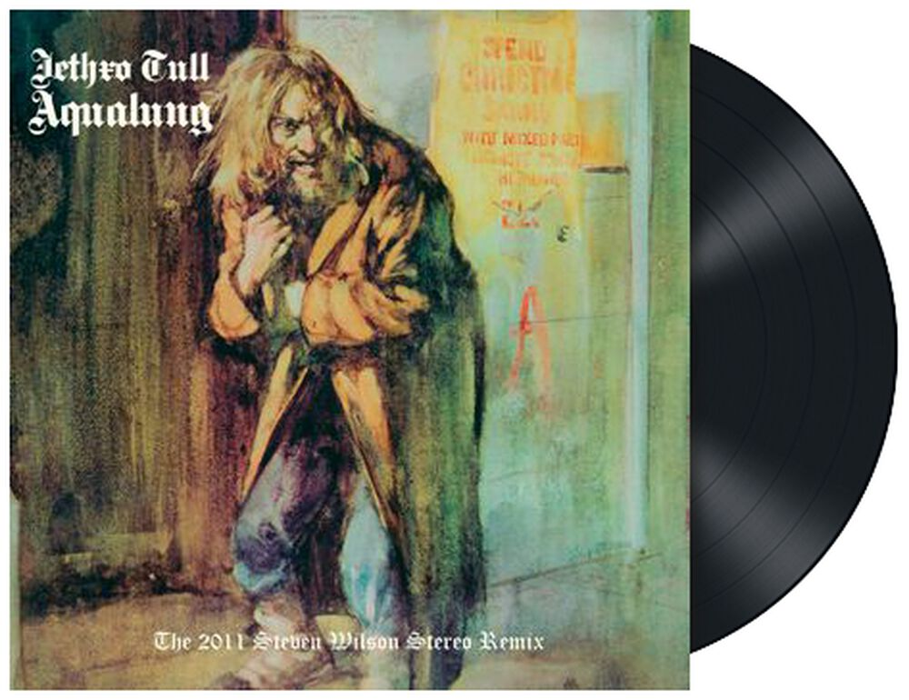 Aqualung (The 2011 Steven Wilson Stereo Remix)