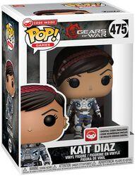 Figura Vinilo Kait Diaz 475