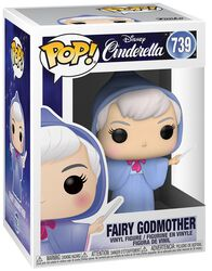 Figura Vinilo Fairy Godmother 739