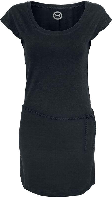 Vestido Slub Yarn Jersey