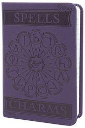 Spells & Charms - Cuaderno A6 Pocket Premium