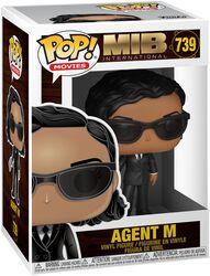 Figura Vinilo International - Agent M 739