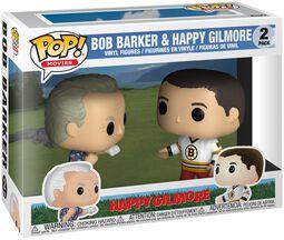 Happy Gilmore Figura Vinilo Bob Barker & Happy Gilmore