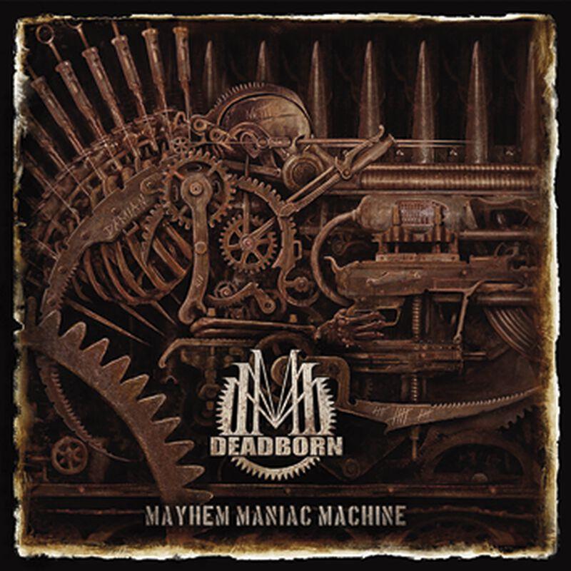 Mayhem maniac machine