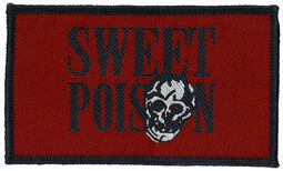 Red 'Sweet Poison' Patch