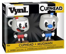 Cuphead + Mugman 2-Pack (VYNL)