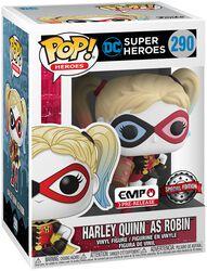 Figura Vinilo Harley Quinn as Robin 290