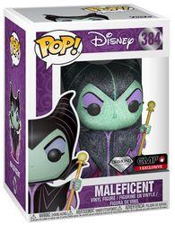 Figura Vinilo Maleficent (Diamond Collection) 384