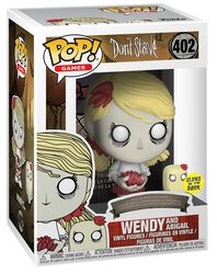 Figura Vinilo Wendy and Abigail (GITD) 402