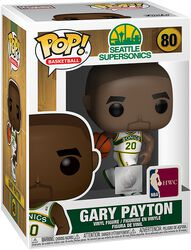 Seattle SuperSonics - Figura Vinilo Gary Payton 80