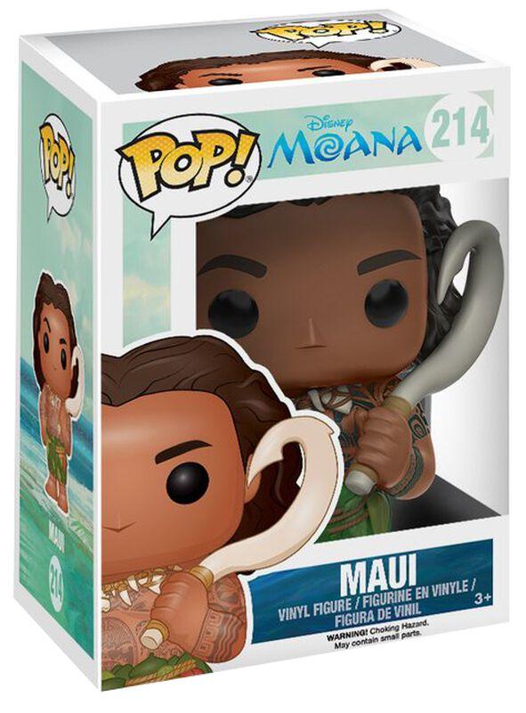 Figura Vinilo Maui 214