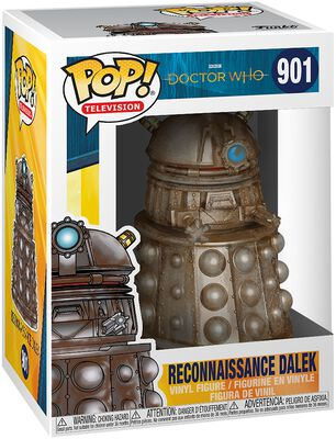 Figura Vinilo Reconnaissance Dalek 901