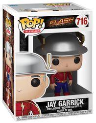 Figura Vinilo Jay Garrick 716