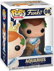 Figura Vinilo Zodiac - Aquarius (Funko Shop Europe) 08