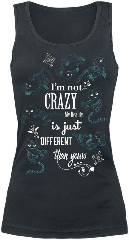 Gato Chesire - I'm not crazy