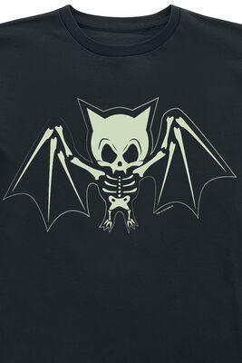 Esqueleto de Murciélago