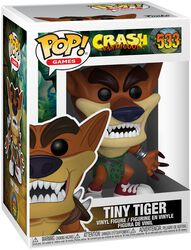 Figura Vinilo Tiny Tiger 533